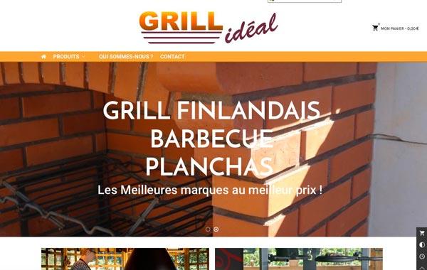 Grill idéal, barbecues, planchas et grills finlandais